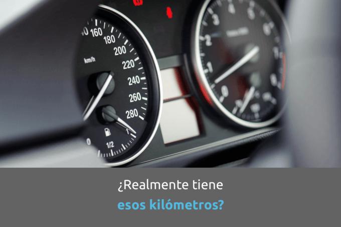 coches con Kilometros manipulados